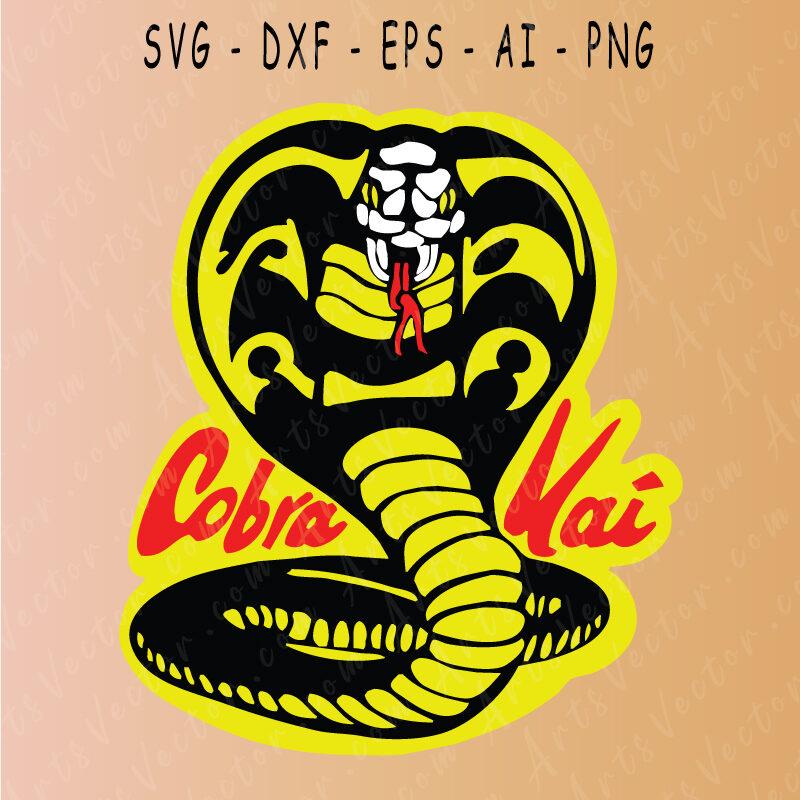 cobra kai logo karate kid