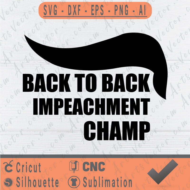 Back to back impeachment championship