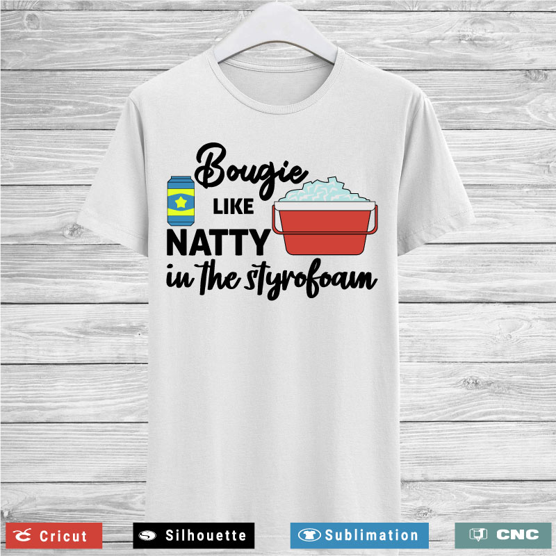 Bougie like natty in the styrofoam SVG PNG EPS DXF AI