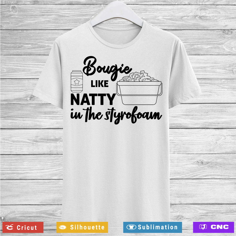 Bougie like natty in the styrofoam Silhouette SVG PNG EPS DXF AI